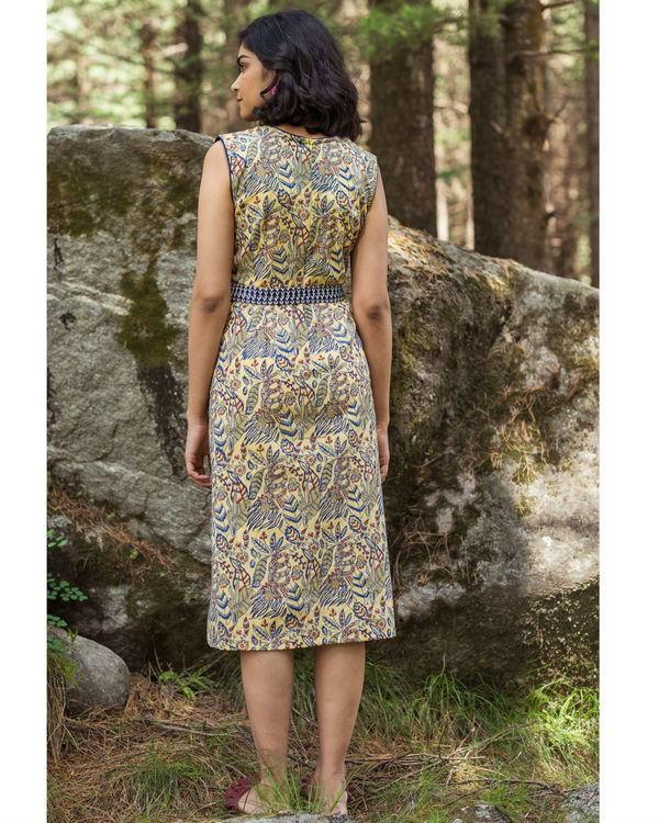 Rainforest sheath dress 1