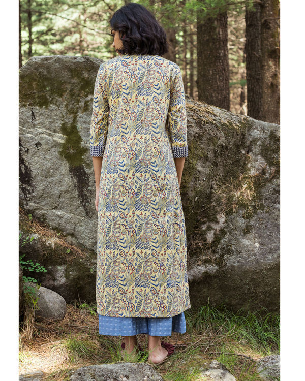 Rainforest front slit tunic 1