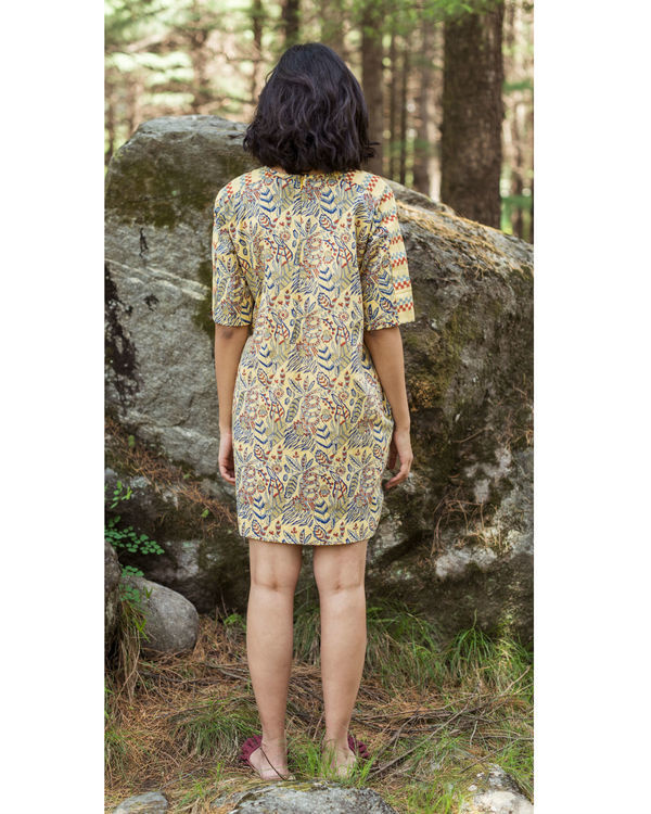 Rainforest shift dress 1