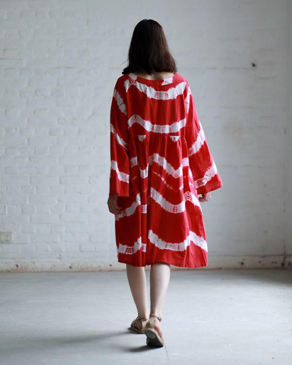 Chakra dress 1