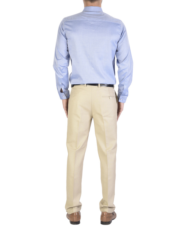 Biscuit formal trousers 2