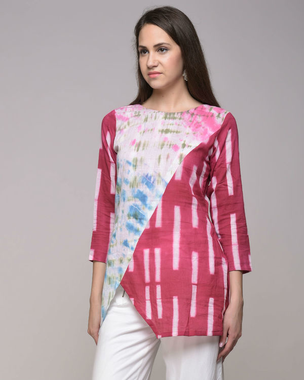 Multi color tunic 2