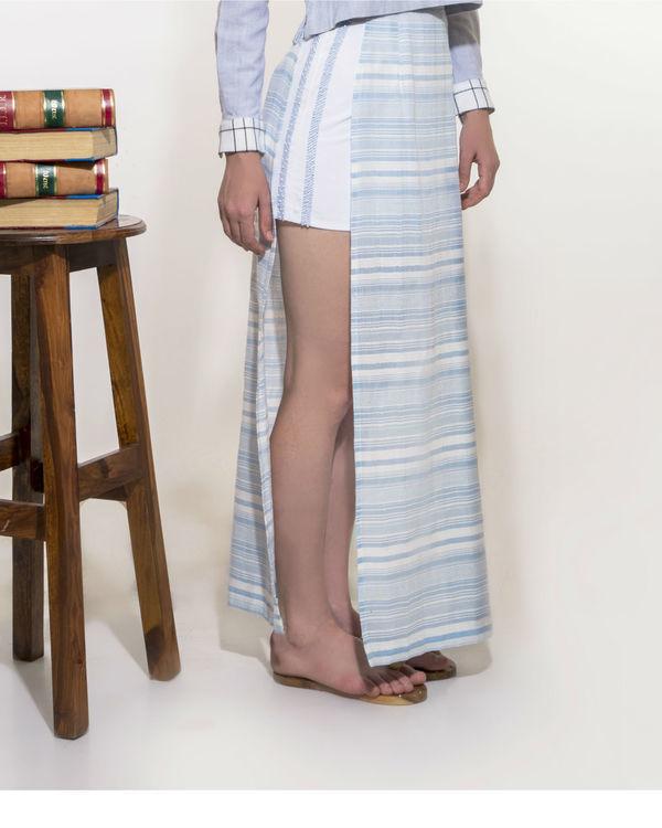 Striper full length skirt 1