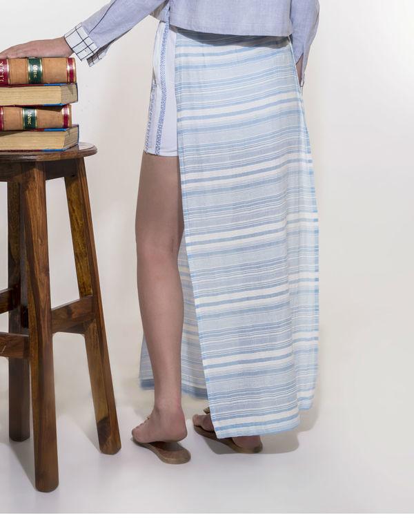 Striper full length skirt 2