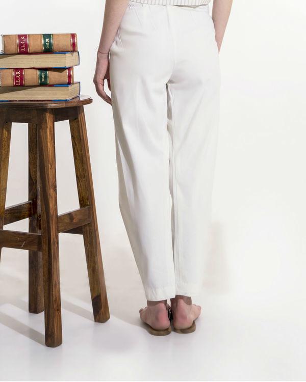 Off-white overlap pants 2