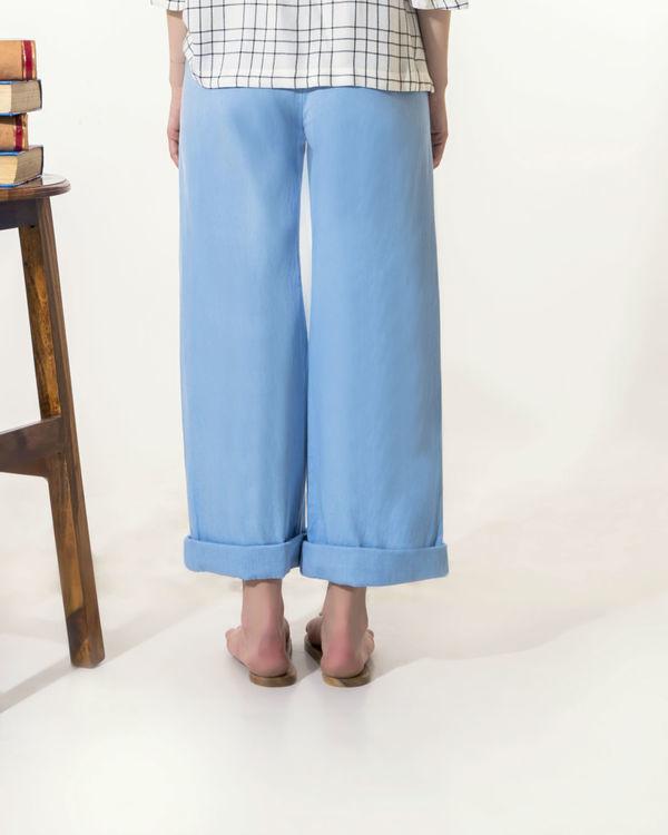 Blue pants 3