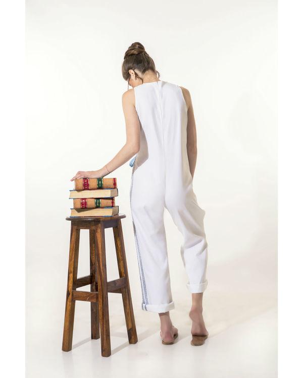 White jumpsuit 2