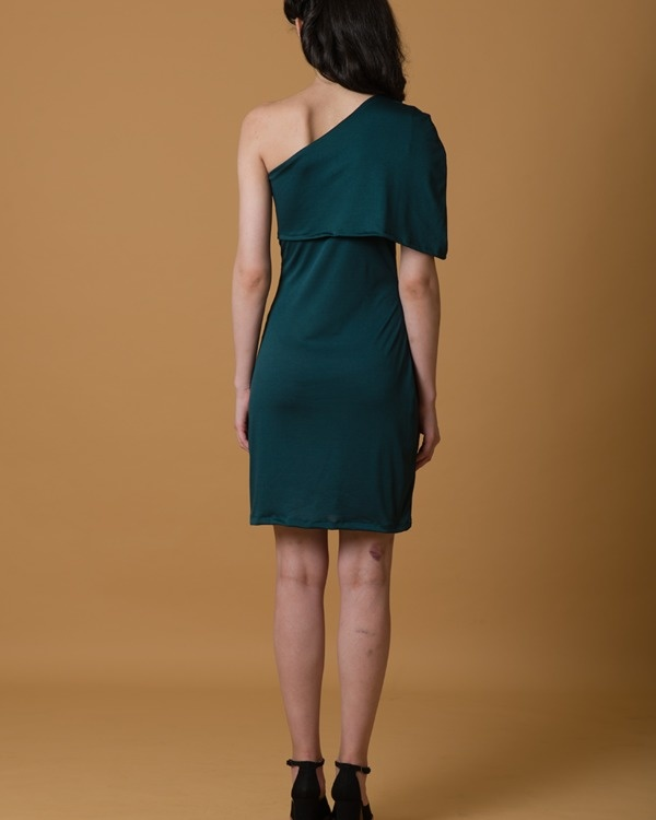 Layer-it-up cocktail dress 1