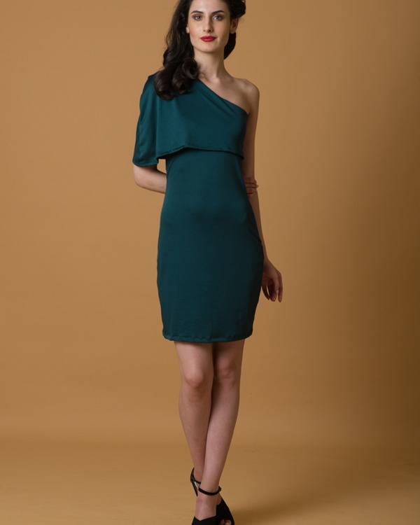 Layer-it-up cocktail dress 2