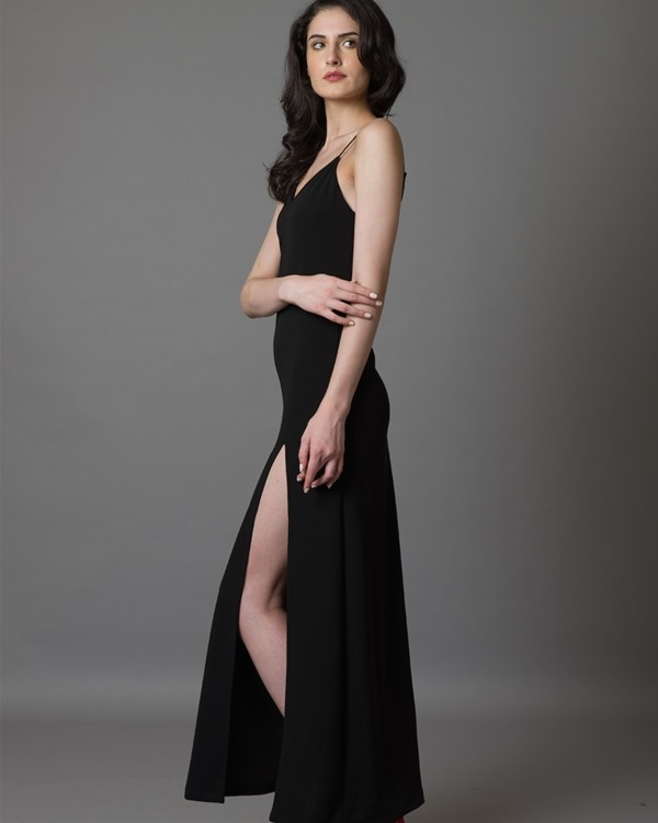 Do-the-jolie black gown 2