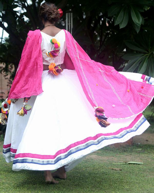 Padmavati ghaghra choli set 4