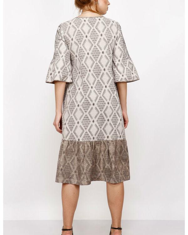 Calla lily dress 1