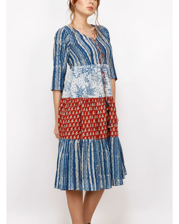 Zinnia dress 2