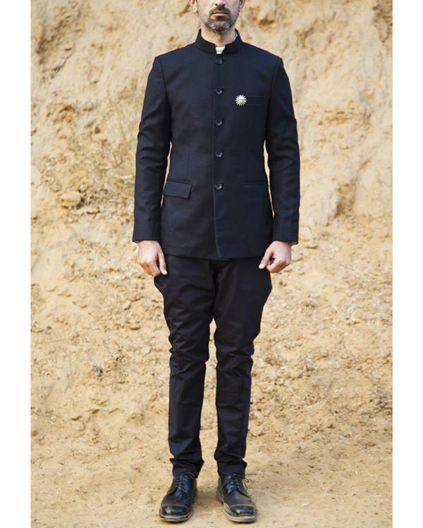 Black jodhpur trousers 3