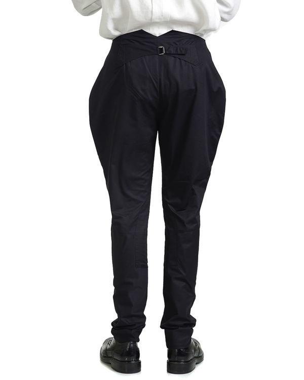 Black jodhpur trousers 1