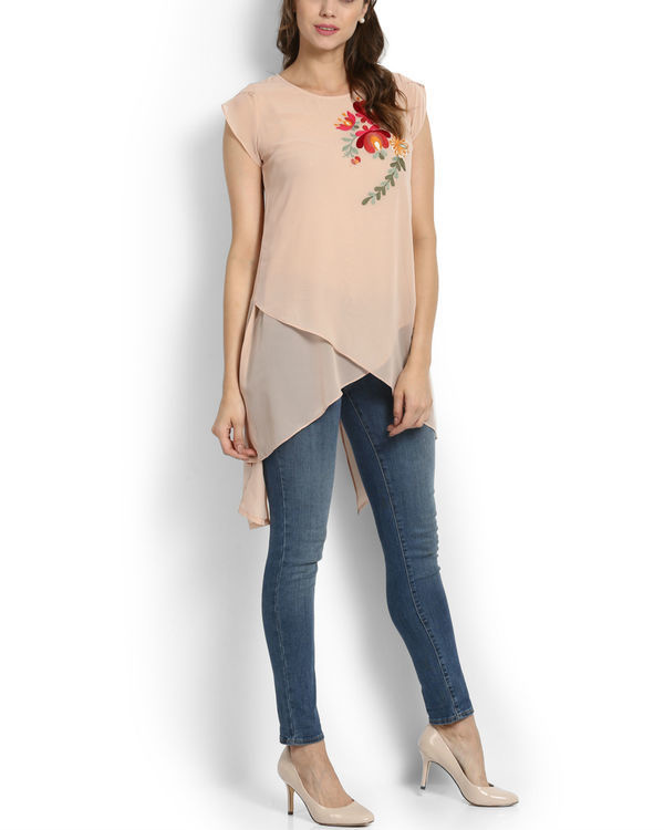 Snowdrop layered top 1