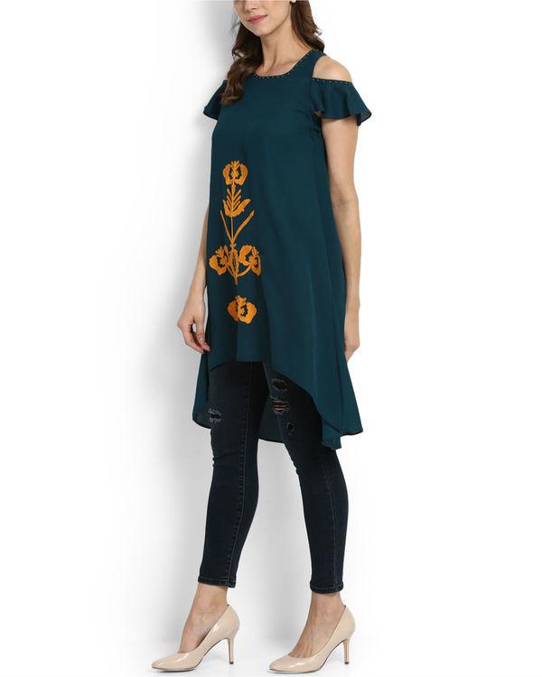 Nadia assymetrical dress 1