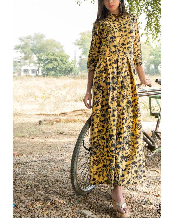 Tuscan Sun dress 2
