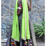 Thumb nilay brocade lehenga set 1