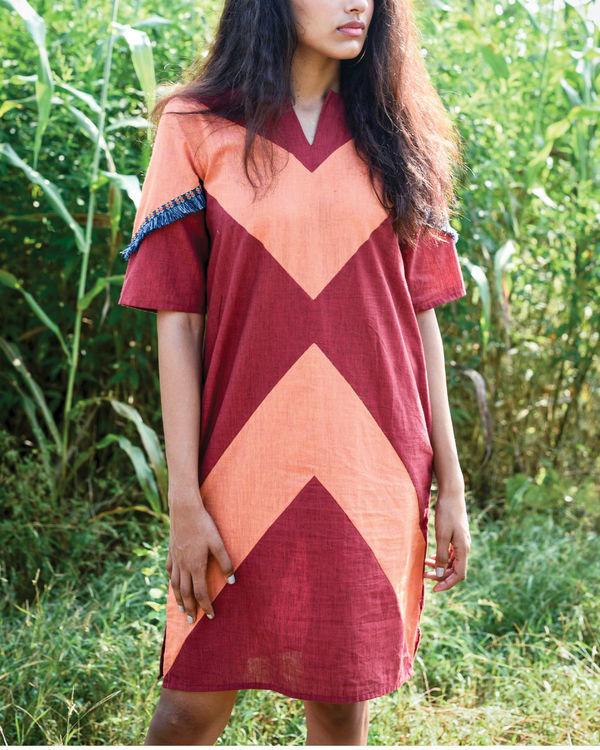 Thimpu shift dress 2