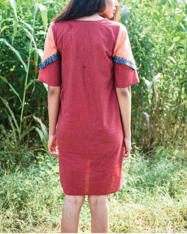 Thimpu shift dress 1