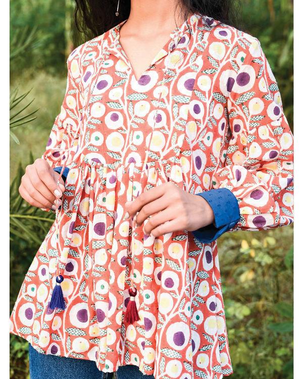 Yetho peasant blouse 3