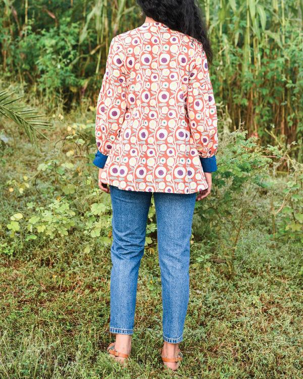 Yetho peasant blouse 2