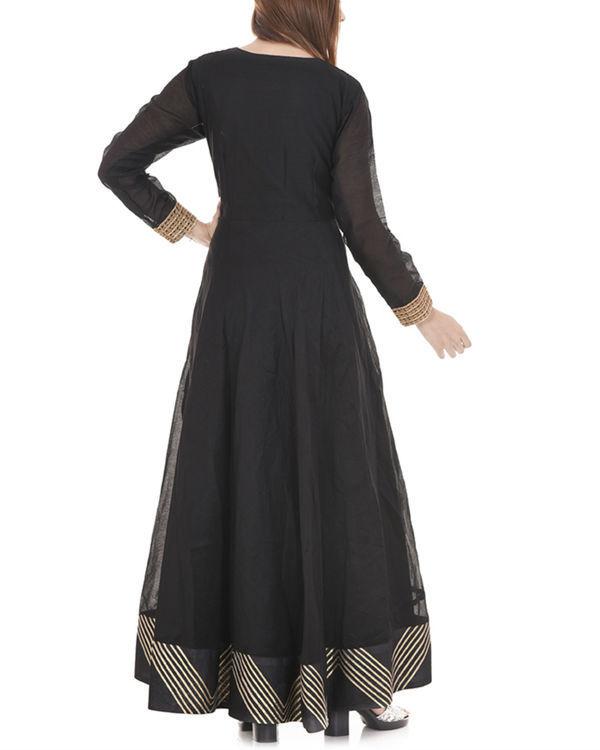 Black gota dress 1