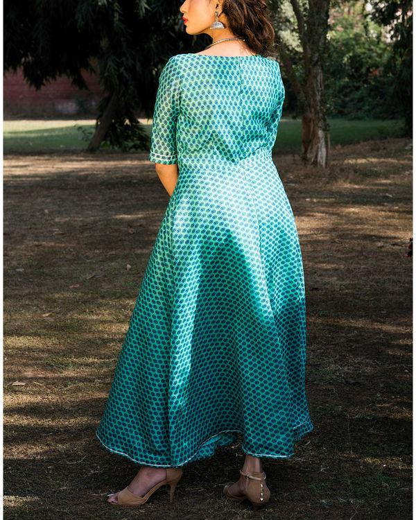Shaon chanderi dress 1