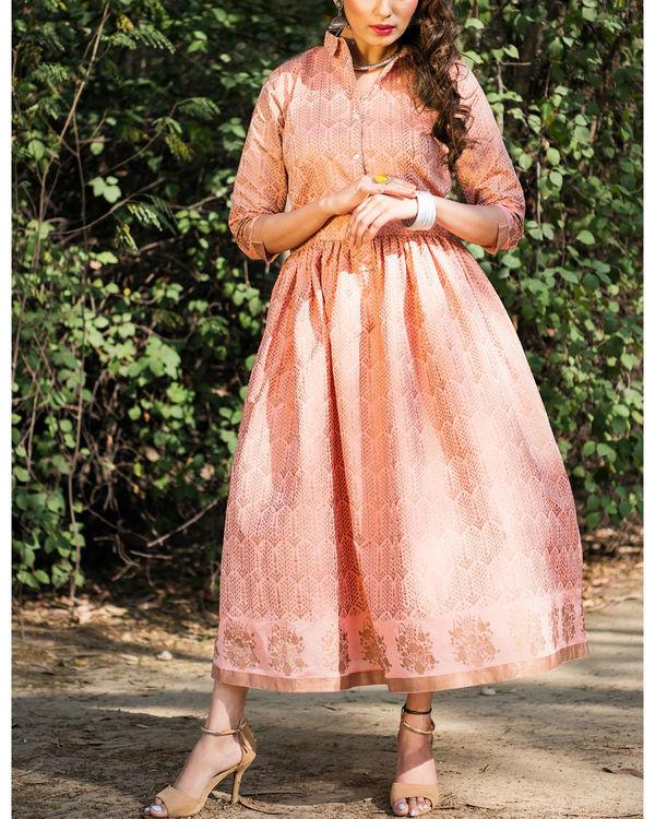 Mishti chanderi dress 2