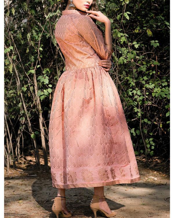 Mishti chanderi dress 1