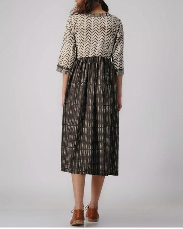 Classic combo dress 1