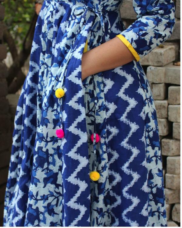 Celestial blue dress 1