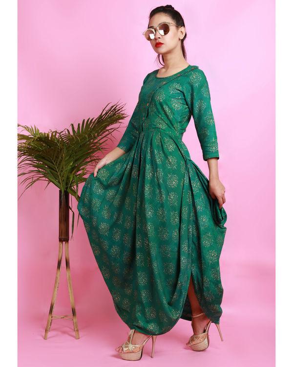 Hara chola dress 2