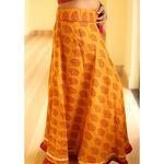Thumb handi chandan bagh print skirt online at bebaakstudio  3
