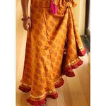 Thumb handi chandan bagh print skirt online at bebaakstudio  4