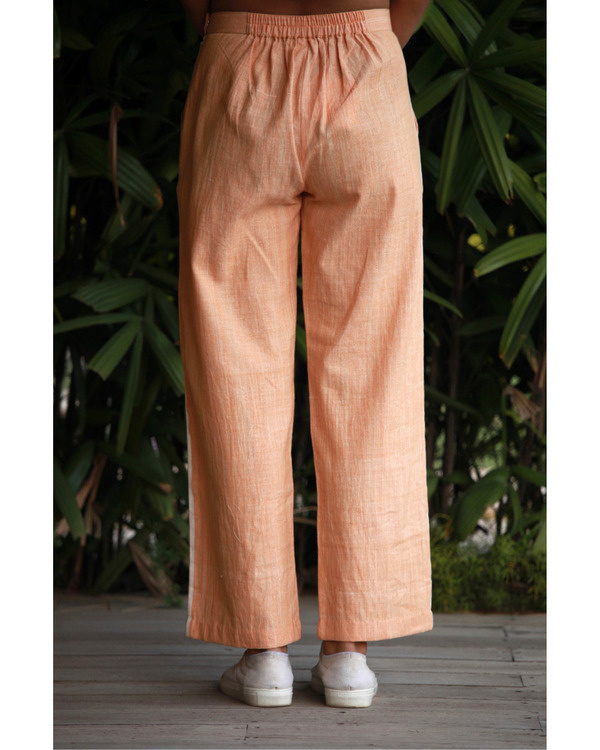 Butterscotch yellow pants 1