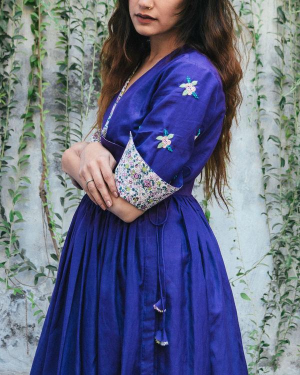 Violet garden angrakha 1
