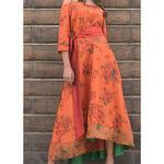 Thumb rust dress 1