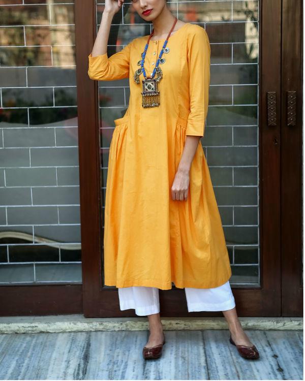 Marigold tunic 2