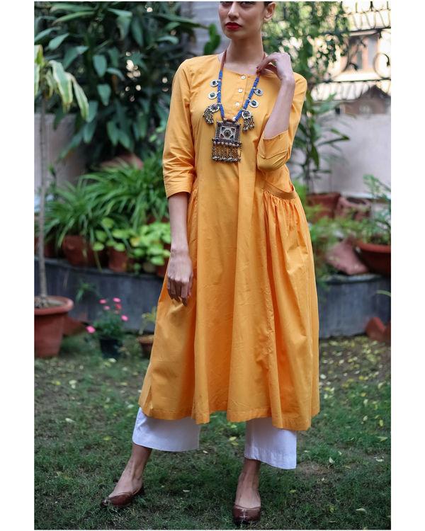 Marigold tunic 1
