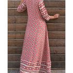 Thumb rose pink mughal set 3