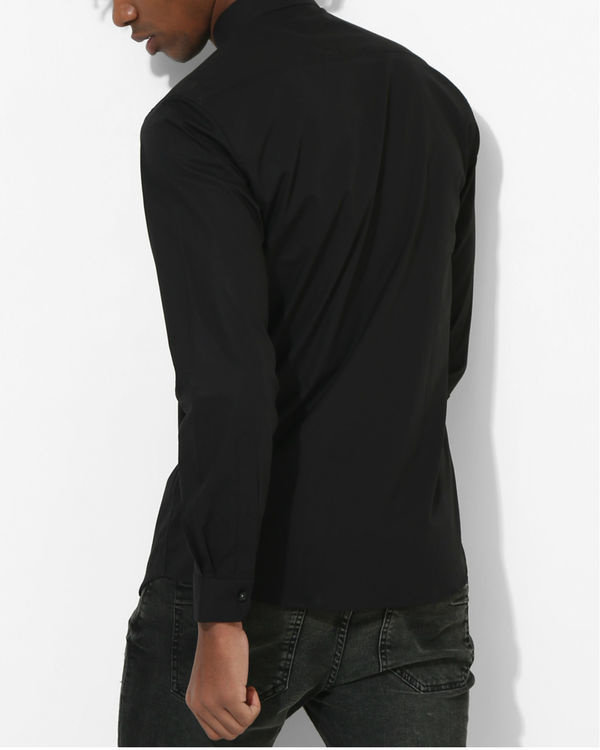 Panel Black Three Stripes shirt 1