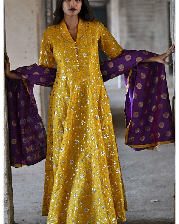 Princess dress with dupatta 1