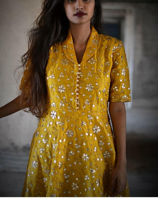 Princess dress with dupatta 2