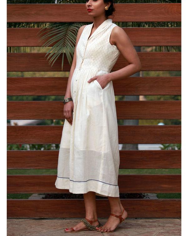 Off-white summer tunic 1