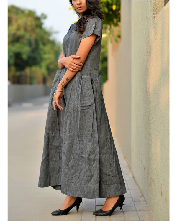 Pocket maxi dress 2
