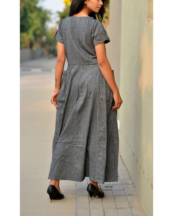 Pocket maxi dress 1