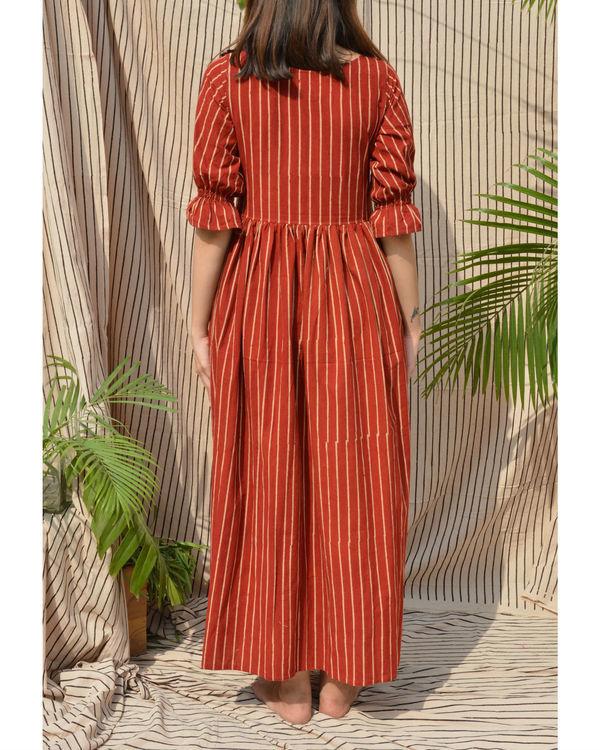 Bold  striped dress 1