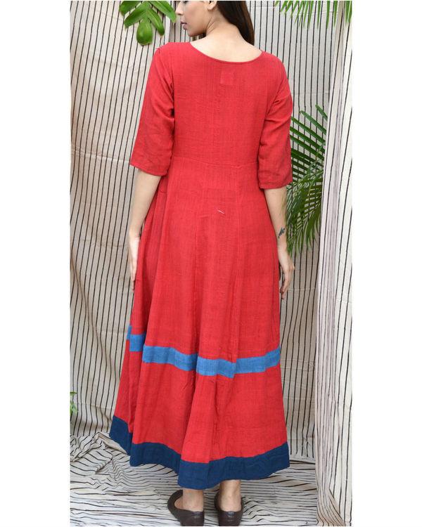 Tomato aline maxi dress 1